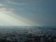 Light over Saigon.