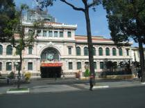 The City Post Office - built by the French.
