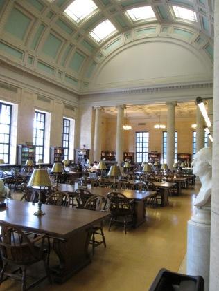 The silent study hall