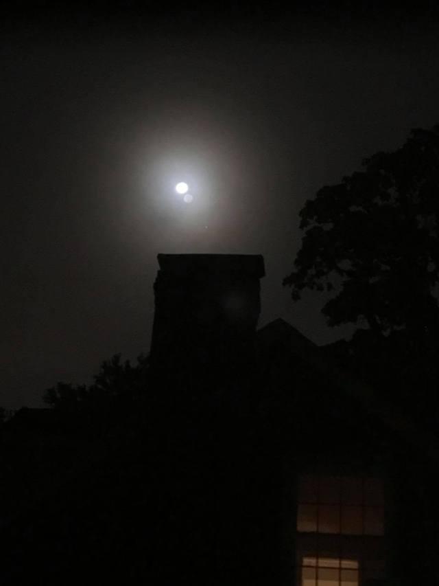 Full moon Oct 3 #