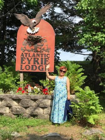 Atlantic Eyrie Lodge