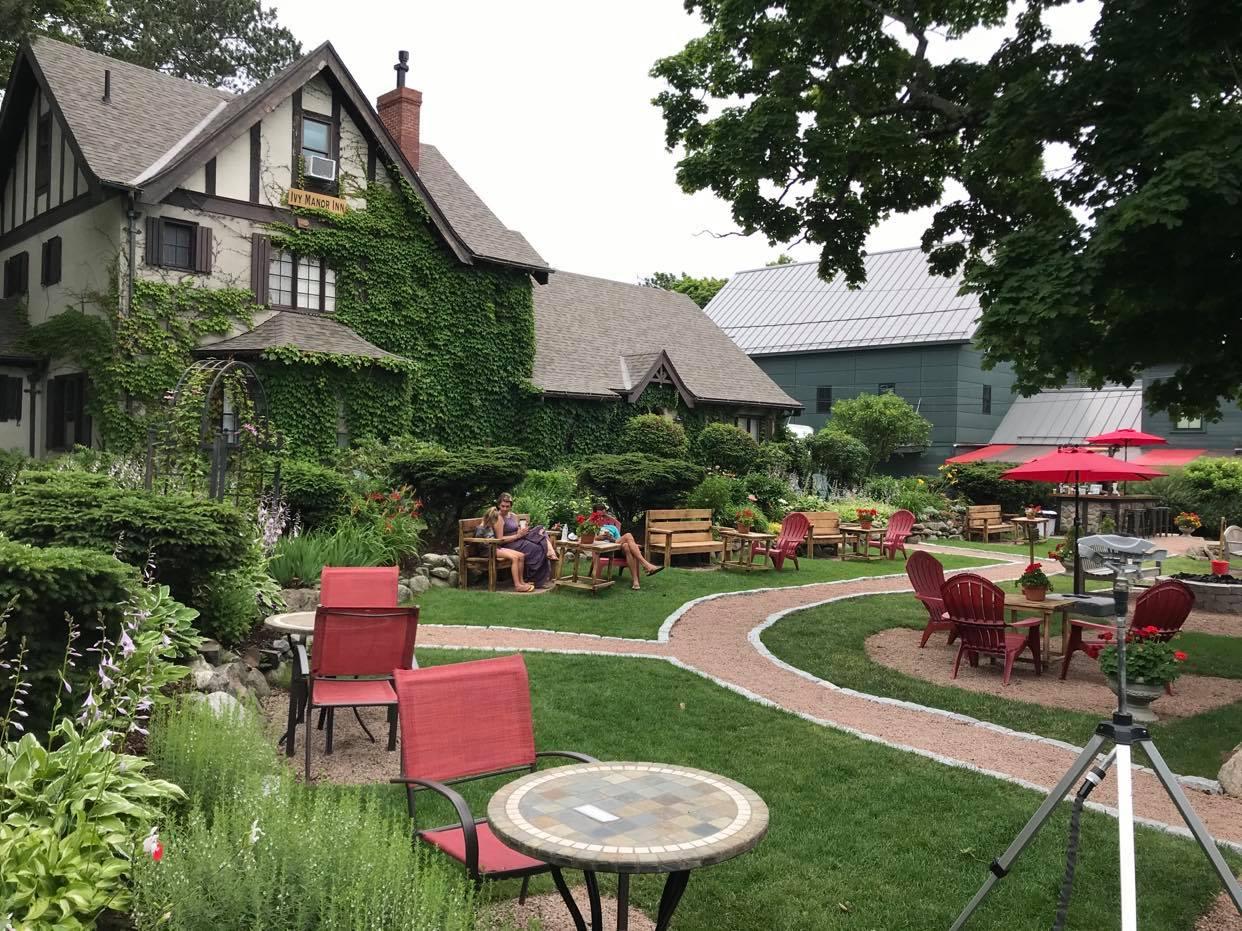 garden refreshment restaurant