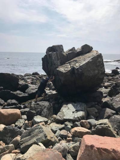 Hugh boulder 2
