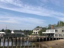 lobster fishing village