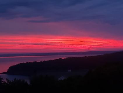 Monday sunrise 1