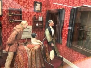 Sherlock Holmes dollhouse 2