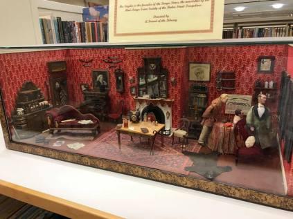 Sherlock Holmes dollhouse 4