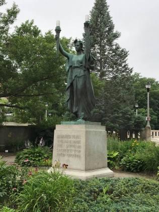 Veteran memorial - Bangor